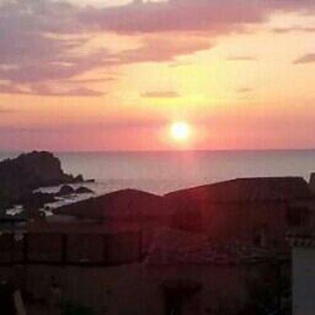 Calarossa Village: Calarossa sunset