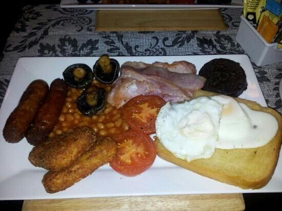 The Dolphin: The Full English Breakfast