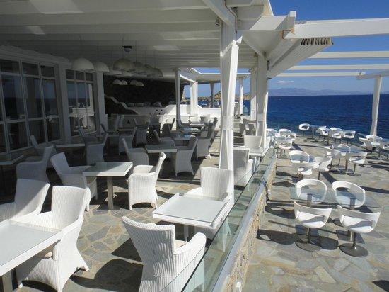 Petasos Beach Hotel & Spa: Restaurante V.I.P.