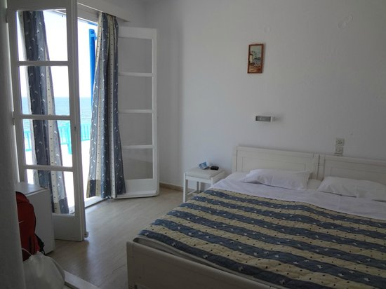 Hotel Mykonos Beach: Quarto