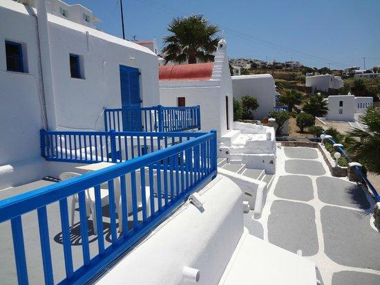 Hotel Mykonos Beach: Hotel