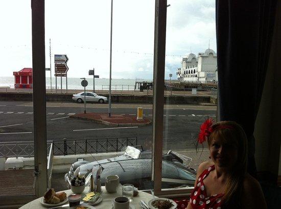 Best Western Royal Beach Hotel: breakfast