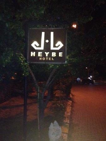 Heybe Hotel: Heybe
