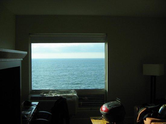 NH Antofagasta: quadros na parede? pra que com esta vista