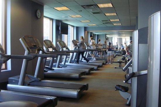 Fitness Center Picture Of Sheraton Grand Chicago Chicago Tripadvisor