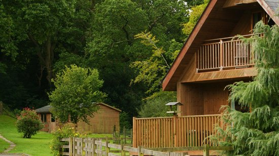 Valleybrook Holidays: FAIRFIELD LODGE