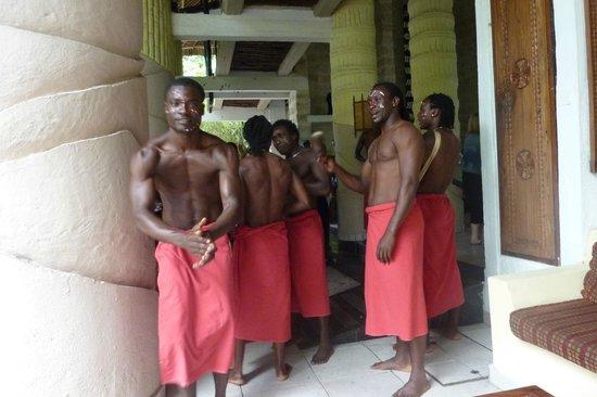 Baobab Beach Resort & Spa: fantastic entertainment team