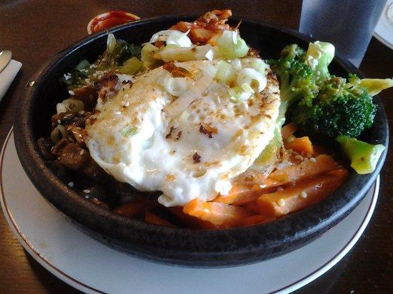 Pork dumpling picture of cafe asia sudbury tripadvisor for Asian cuisine sudbury