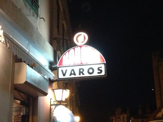 Konoba Varos: Hard to find