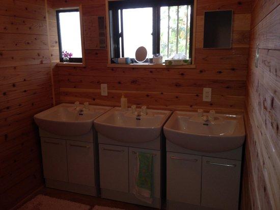 Guesthouse Asora : Bathroom