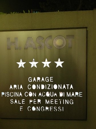 Hotel Ascot: x
