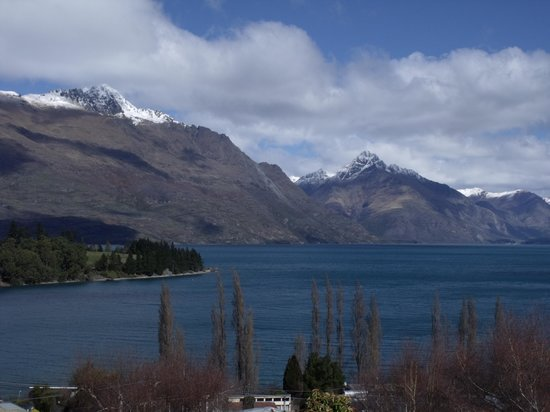 Earnslaw Lodge: What a view!