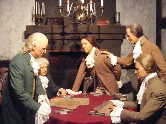 National Presidential Wax Museum: Jefferson I believe