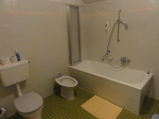 Pension B & B Helmhof: Bathroom
