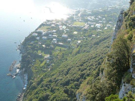 Caesar Augustus Hotel : Capri