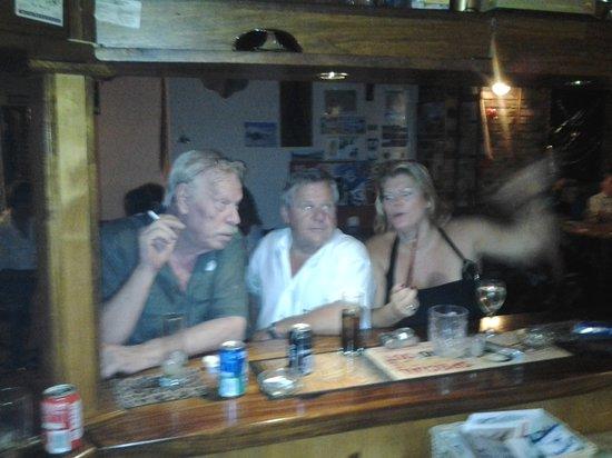 Jabula Lodge: Strangers become friends