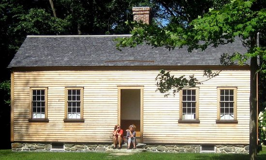 The Old Manse : Afro-American life exhibit underway