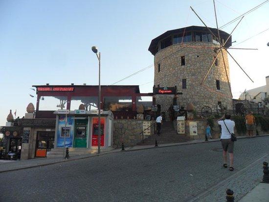 Ozukara II Apartments: the windmill good food