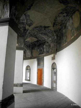 Casa del Monacone: Ground floor