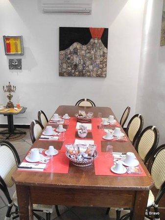 Casa del Monacone: Dining Room
