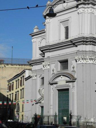 Casa del Monacone next to Basilica Santa Maria della Sanita