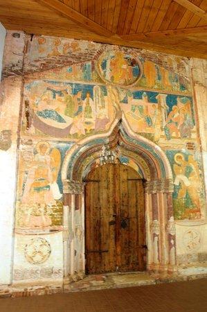 Museum of Dionisy's Frescoes - Ferapontov Monastery: legatvl