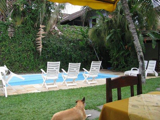 Pousada Antigona: piscina