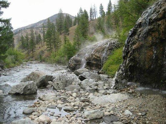 Diamond D Ranch: Owen Cabin Hot Springs