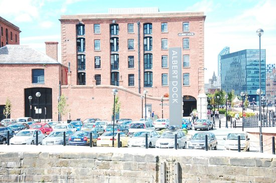 Jurys Inn Liverpool: Albert Dock