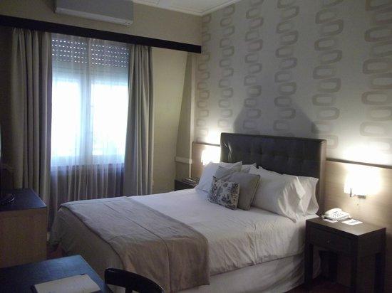 Ulises Recoleta Suites: Excelente quarto