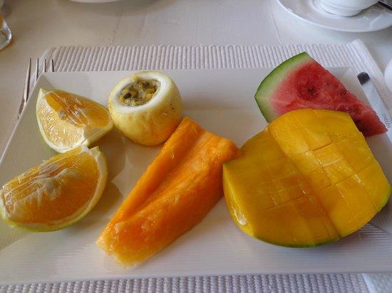 Dhow Inn : Breakfast