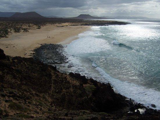 Islas Graciosa : Playa de las conchas