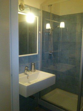 La Controra Hostel Rome : baño