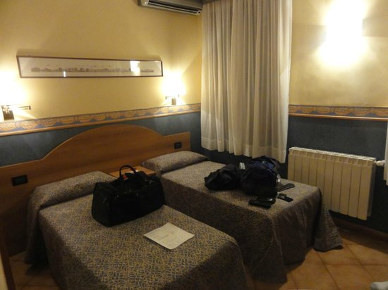 Antica Villa Graziella: Beds