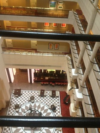 JW Marriott San Francisco Union Square: Panorâmica do Hotel