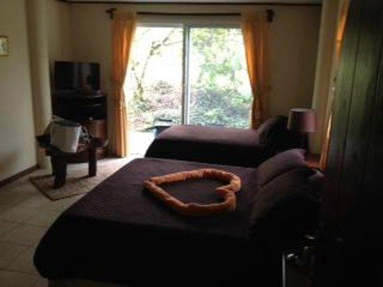 Semilla Verde Boutique Hotel : Bedroom