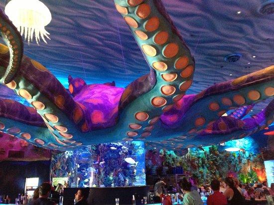 T-Rex Cafe: icebar