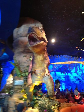 T-Rex Cafe: so cool
