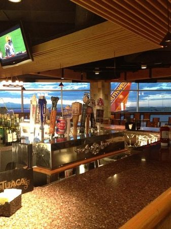 Timberline Steaks & Grille: at the bar!