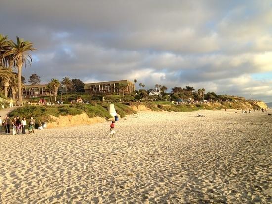 Del Mar, Kalifornia: love the beach