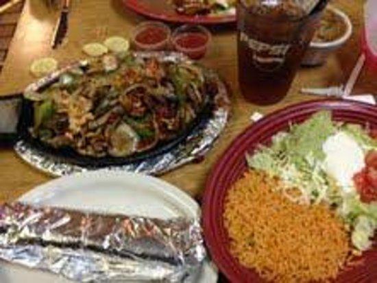 Cocula Mexican Restaurant II: Fajitas for 1 - $9.95
