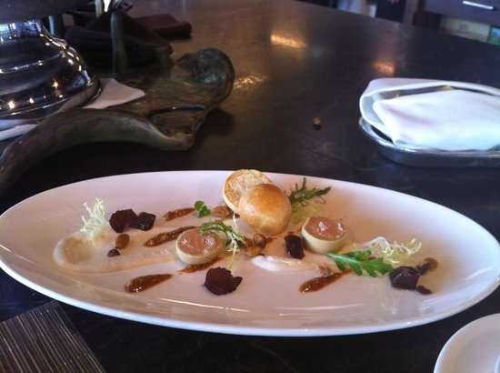 Canoe Restaurant & Bar: Delicious