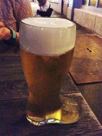 Hotel Stern Luzern: Beer