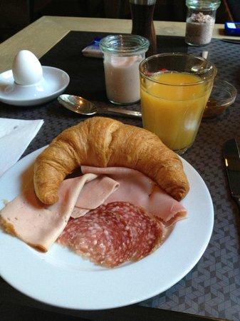 Hotel Stern Luzern: Breakfast