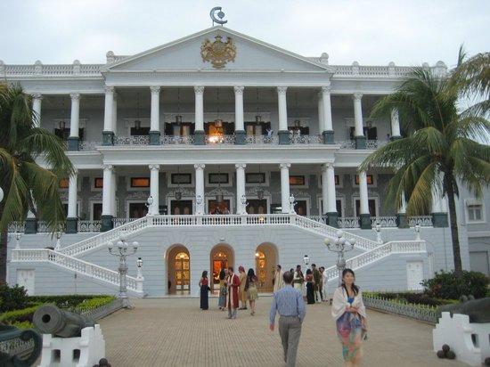 Falaknuma Palace, Hyderabad - Picture of Taj Falaknuma Palace ...
