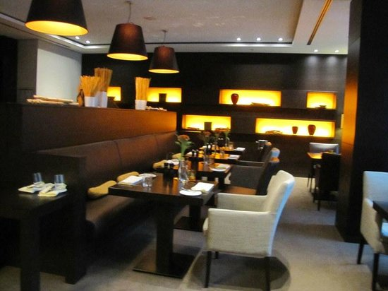 Atlantic Grand Hotel Bremen: Alto Restaurant
