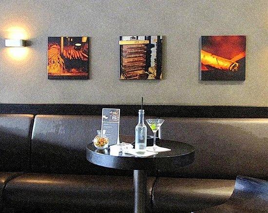 Atlantic Grand Hotel Bremen: Bar