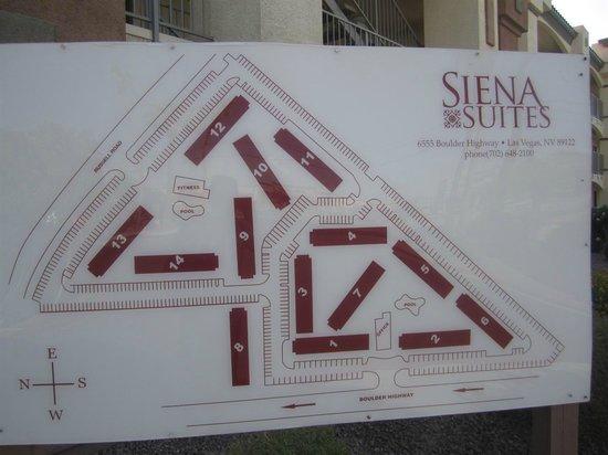 Siena Suites : Hotel