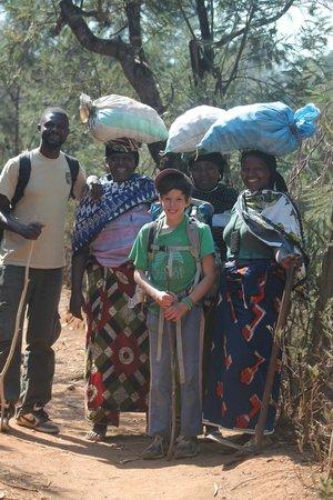 Usambara Mountains: Said and Usambara Residents