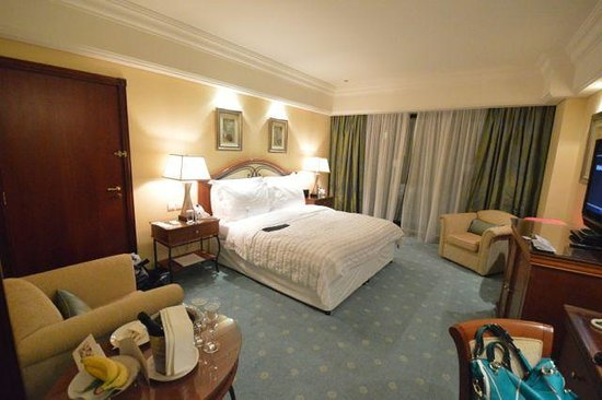 Le Royal Meridien Beach Resort & Spa: Cozy and big room